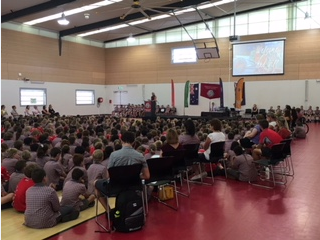School Leadership Assembly