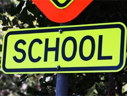 School Zone Flashing Lights Are Coming!